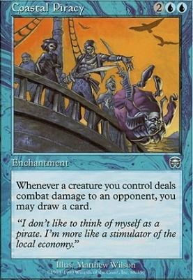 Mercadian Masques: Coastal Piracy