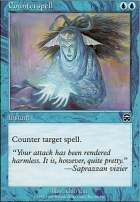 Mercadian Masques Foil: Counterspell