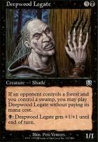 Mercadian Masques: Deepwood Legate