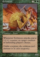 Mercadian Masques: Erithizon