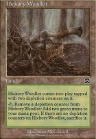 Mercadian Masques: Hickory Woodlot