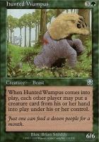Mercadian Masques: Hunted Wumpus