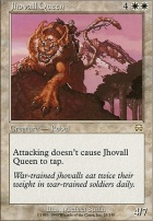 Mercadian Masques: Jhovall Queen
