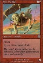 Mercadian Masques Foil: Kyren Glider