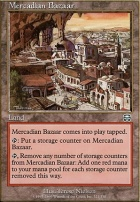 Mercadian Masques: Mercadian Bazaar