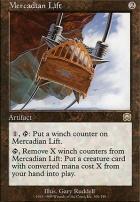Mercadian Masques: Mercadian Lift