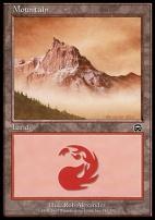Mercadian Masques: Mountain (346 D)