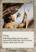 Mercadian Masques: Rappelling Scouts