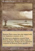 Mercadian Masques: Remote Farm
