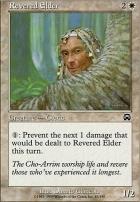 Mercadian Masques Foil: Revered Elder