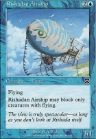 Mercadian Masques: Rishadan Airship