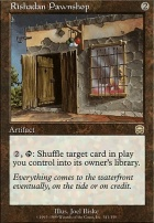 Mercadian Masques: Rishadan Pawnshop