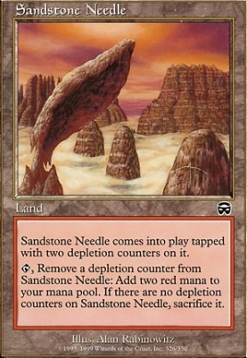 Mercadian Masques: Sandstone Needle