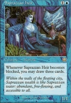 Mercadian Masques: Saprazzan Heir
