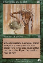 Mercadian Masques: Silverglade Elemental