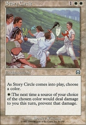 Mercadian Masques: Story Circle