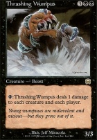 Mercadian Masques: Thrashing Wumpus