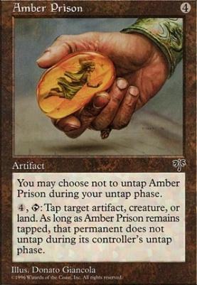 Mirage: Amber Prison