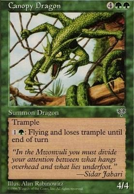 Mirage: Canopy Dragon