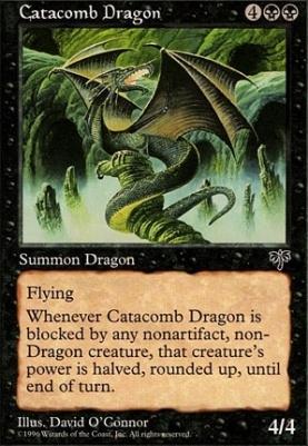 Mirage: Catacomb Dragon