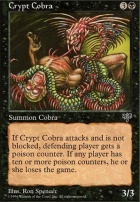 Mirage: Crypt Cobra