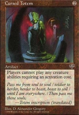 Mirage: Cursed Totem
