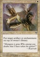 Mirage: Disempower