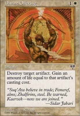 Mirage: Divine Offering