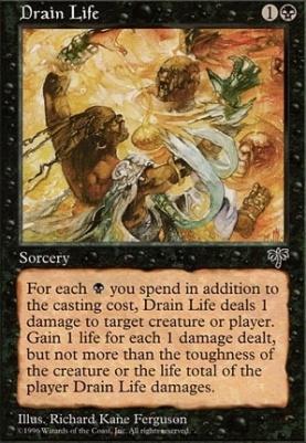 Mirage: Drain Life