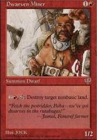 Mirage: Dwarven Miner