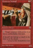 Mirage: Dwarven Nomad