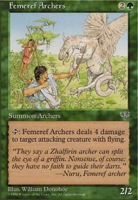 Mirage: Femeref Archers