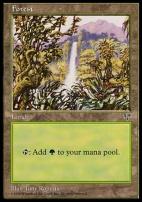 Mirage: Forest (C)