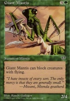 Mirage: Giant Mantis