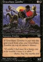Mirage: Gravebane Zombie