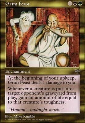 Mirage: Grim Feast