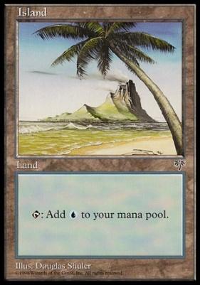Mirage: Island (A)
