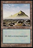 Mirage: Island (C)