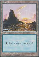 Mirage: Island (D)