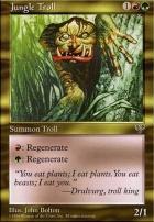Mirage: Jungle Troll