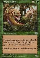 Mirage: Jungle Wurm
