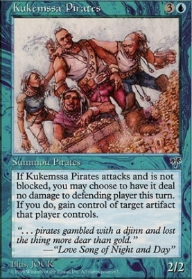 Mirage: Kukemssa Pirates