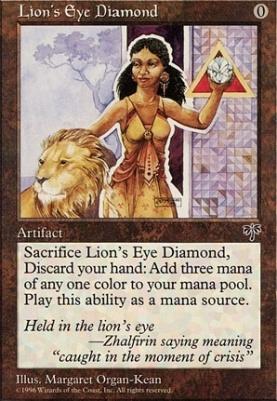 Mirage: Lion's Eye Diamond