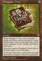 Mirage: Mangara's Tome