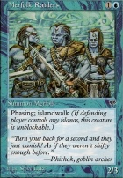 Mirage: Merfolk Raiders