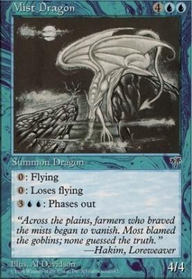 Mirage: Mist Dragon