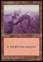 Mirage: Mountain (A)
