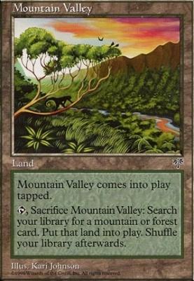Mirage: Mountain Valley