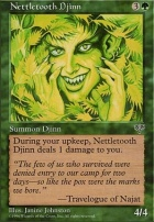 Mirage: Nettletooth Djinn