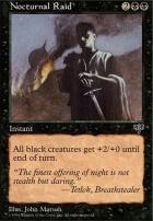 Mirage: Nocturnal Raid